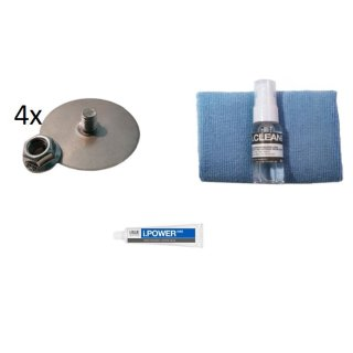 i.GLUE mounting set for fixing dispenser systems